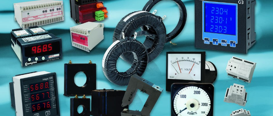 Crompton Instruments Canada for Measurement, Control, and Protection
