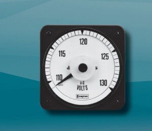 AC Voltmeters Expanded Scale 007 Series