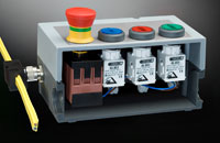 Contact units for as-interface