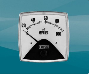 AC Ammeter Short Scale
