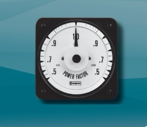 AC Power Factor Meter 007 Series