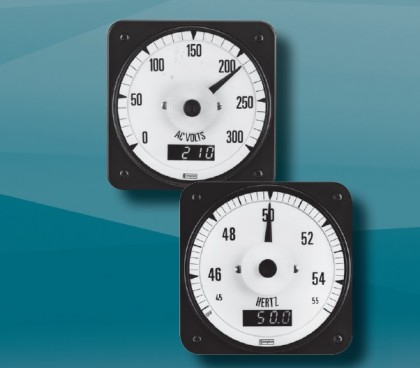 Digital/Analog Meters