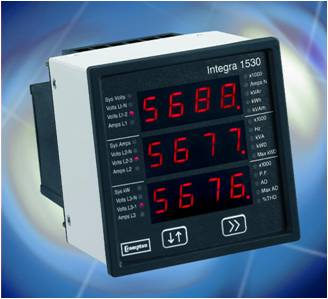 Integra 1530 Multifunction Meter