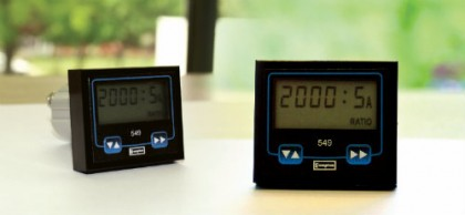 549 Miniature Digital AC Ammeter