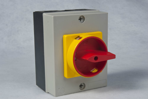 Enclosed Type Disconnect Switch
